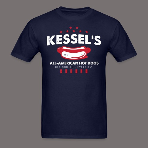 Kessel USA - Men's T-Shirt