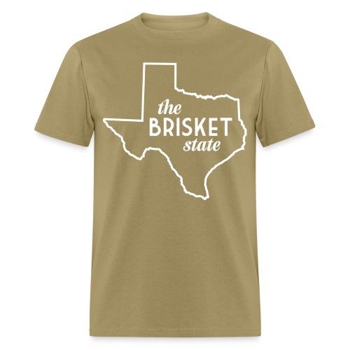 brisketstate 1 01 png - Men's T-Shirt