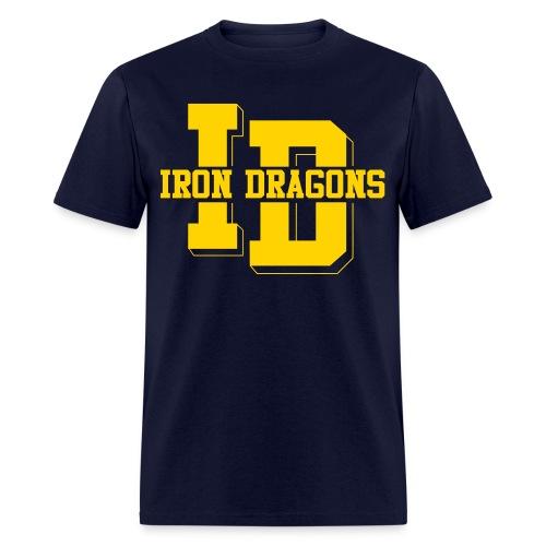 idhungary1 - Men's T-Shirt