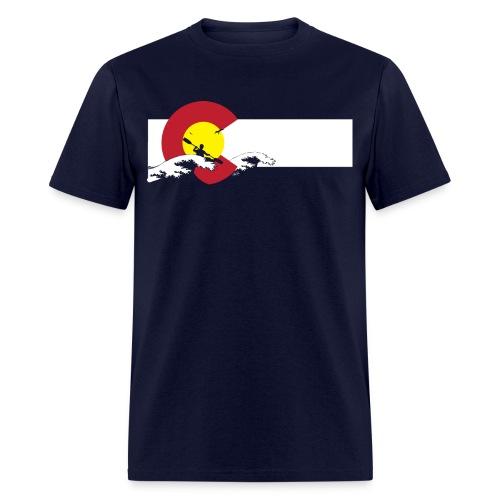 Boulder flood relief shirts 02 png - Men's T-Shirt