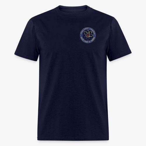 Atomic Energy Commission (Color) - Men's T-Shirt