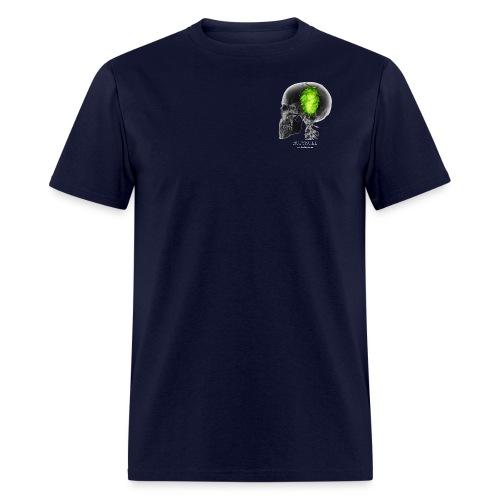 HOPSKULL T-Shirt (Double Sided) - Men's T-Shirt
