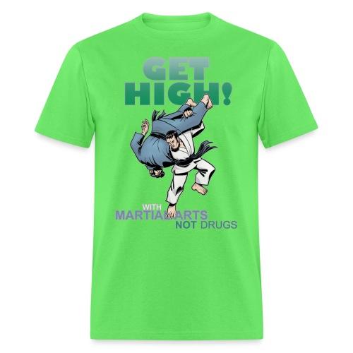 Get High - Men's T-Shirt