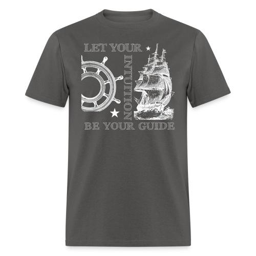 intuition2 - Men's T-Shirt
