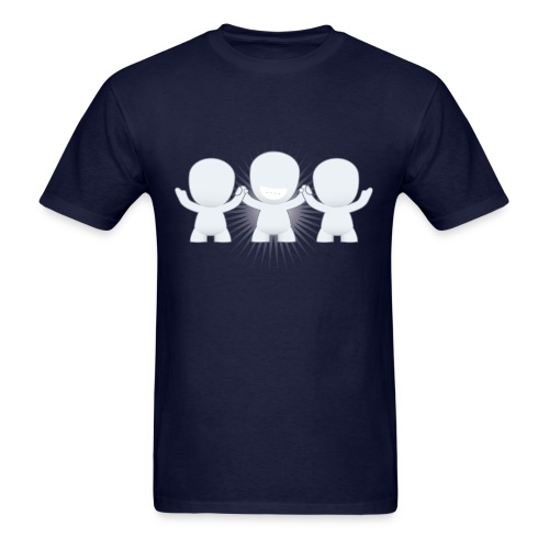 the Social Creature Men's - Men's T-Shirt