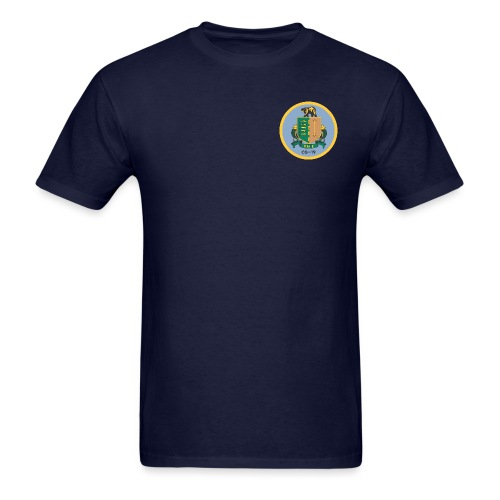 USS DALE CG 19 png - Men's T-Shirt
