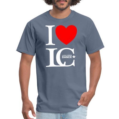 I Heart LCDance - Men's T-Shirt
