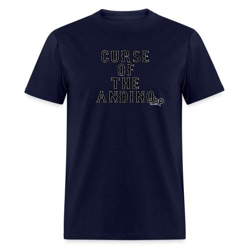 curse3 - Men's T-Shirt