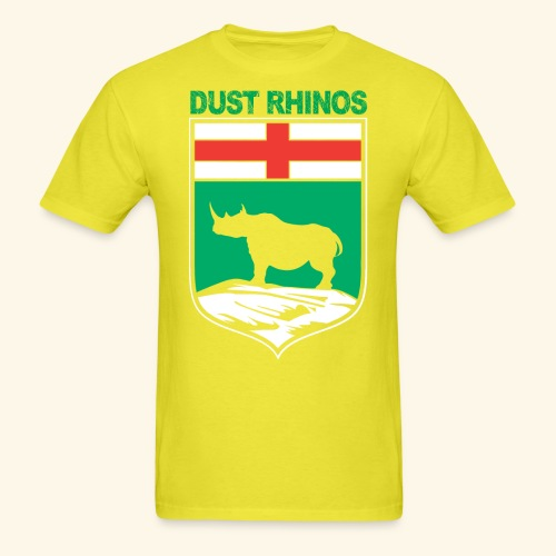 Manitoba Rhino - Men's T-Shirt