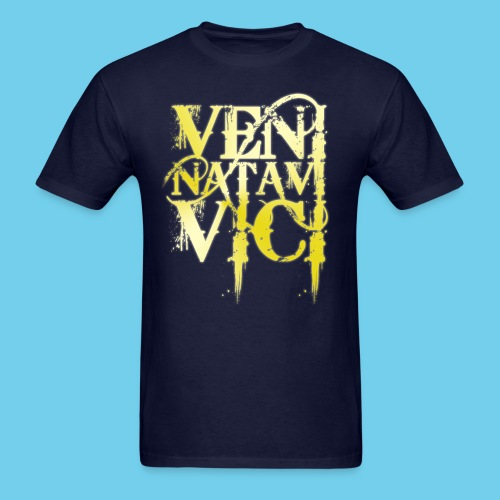 Veni Natavi Vici - Men's T-Shirt