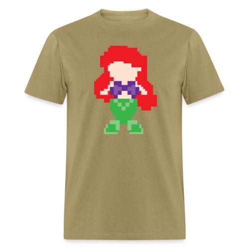 pixelmermaid - Men's T-Shirt