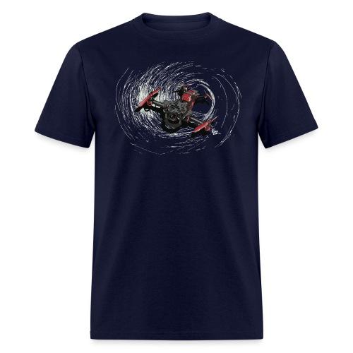 Vortex 285 - Men's T-Shirt