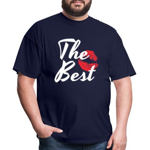 Best Kiss - Men's T-Shirt