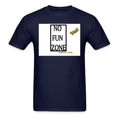 NOFUNWIT - Men's T-Shirt