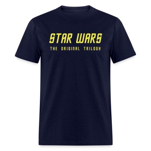 star wars original trilogy - Men's T-Shirt