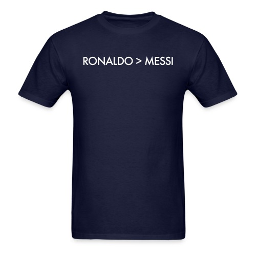 RONALDO - Men's T-Shirt