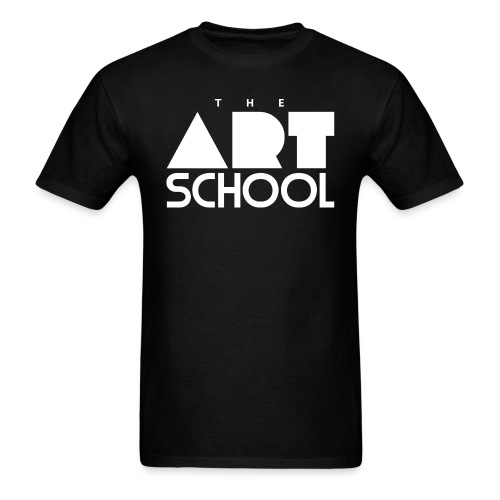 artschoolshirts logo - Men's T-Shirt