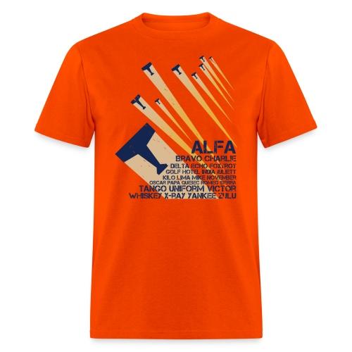 International Phonetic Alphabet - Men's T-Shirt