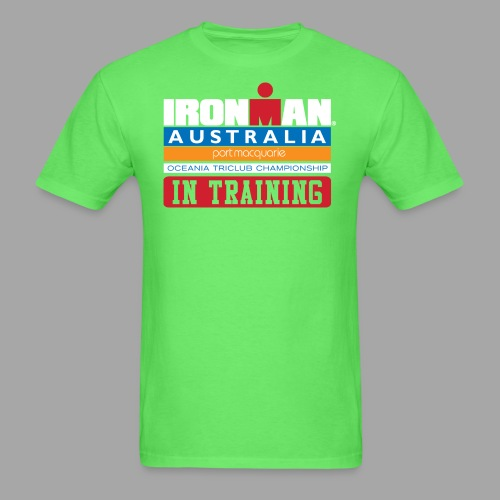 IRONMAN Australia alt - Men's T-Shirt