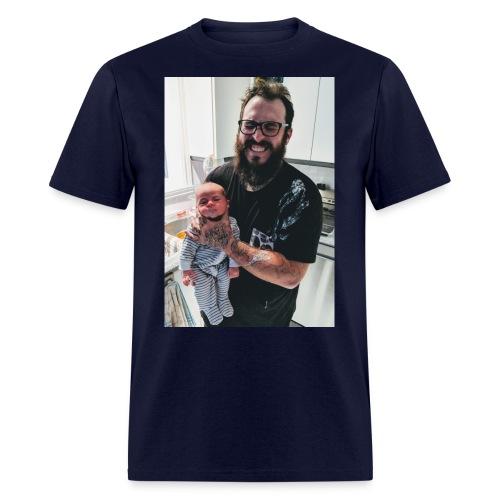 Throw up Tony - Men's T-Shirt