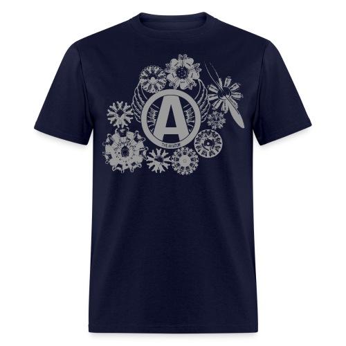 enginesavatardesigngray - Men's T-Shirt