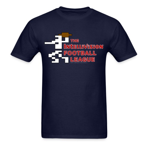 Intellivision Football League - Men's T-Shirt