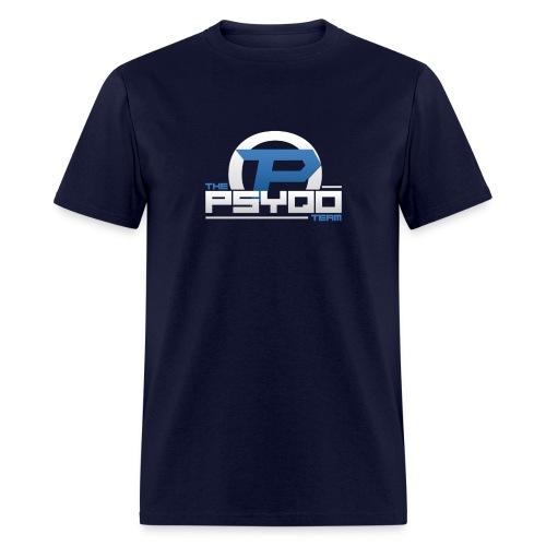 ThePsyqoTeamBlue png - Men's T-Shirt