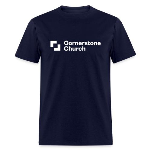 Cornerstone Church T-Shirt - Men's T-Shirt