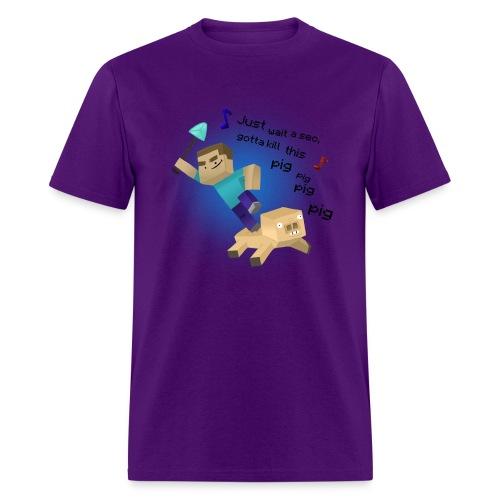 pig tshirts - Men's T-Shirt