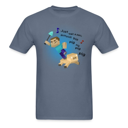 pig tshirts - Men's T-Shirt