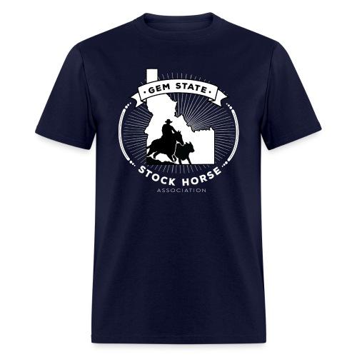 Sunburst Logo - Men's T-Shirt