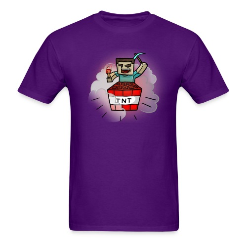 tnt tshirts - Men's T-Shirt