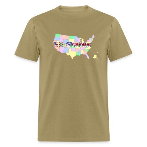 50 states - Men's T-Shirt