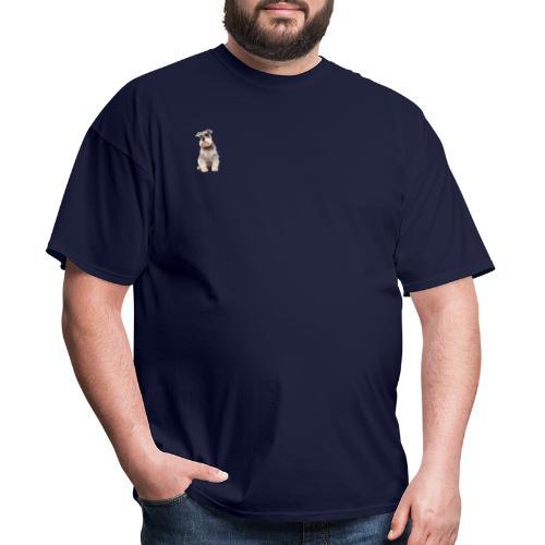Schnauzer Merch - Men's T-Shirt