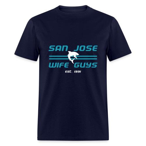 San Jose Wife Guys - Men's T-Shirt
