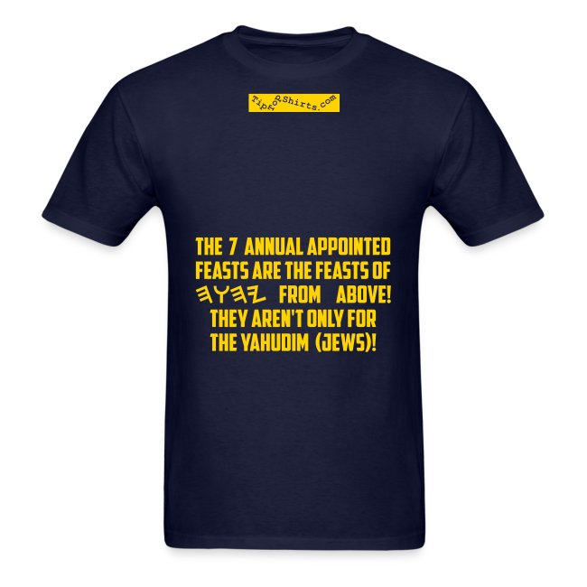 Appointed-Feasts-Shirt-Fr