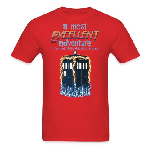 A Most Excellent Adventure - Men's T-Shirt