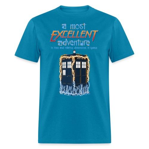 A Most Excellent Adventure - Men's T-Shirt