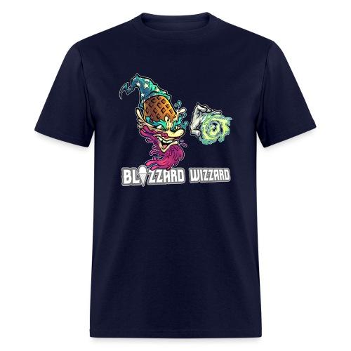 Blizzard Wizzard [Variant] - Men's T-Shirt