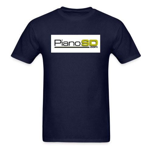 pianosd - Men's T-Shirt