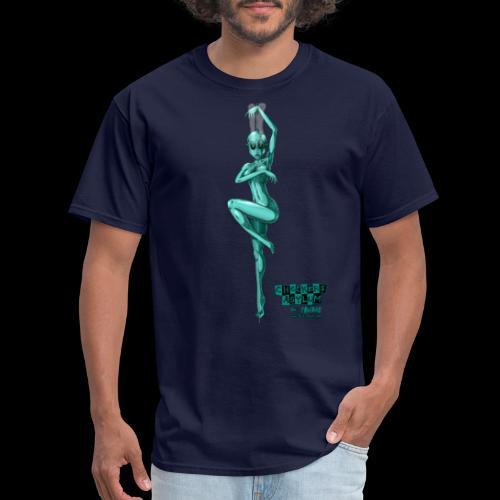 Checkers' Asylum - Mutino Victim #4 - Men's T-Shirt