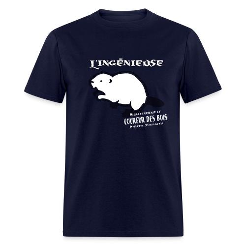 tshirt40castor - Men's T-Shirt