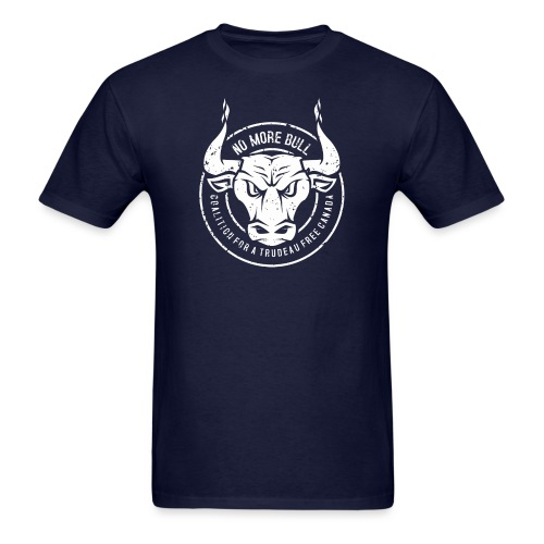 No More Bull - Men's T-Shirt