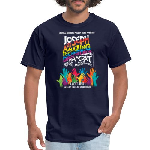 MTP's JOSEPH AND THE AMAZING TECHNICOLOR DREAMCOAT - Men's T-Shirt