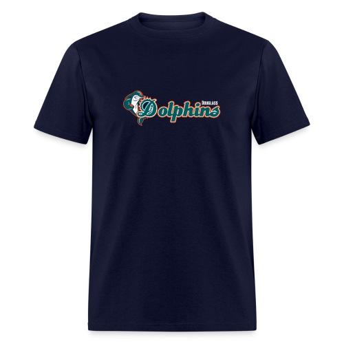 Douglass Dolphins 1 - Men's T-Shirt
