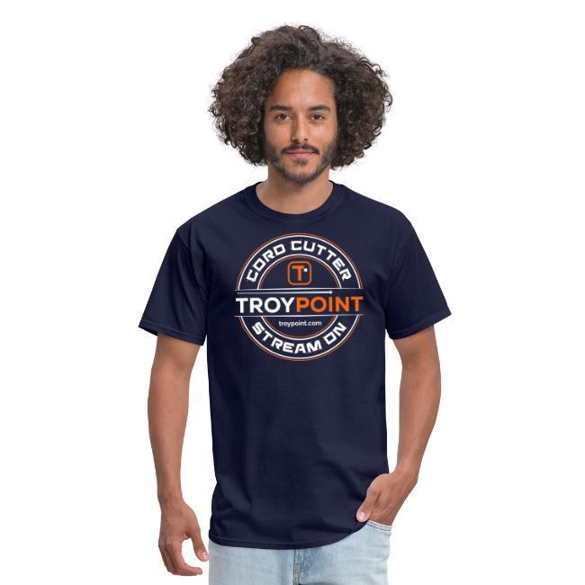 TROYPOINT Cord Cutter - Orange Logo