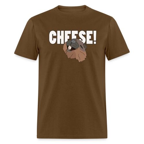 beavercheese - Men's T-Shirt