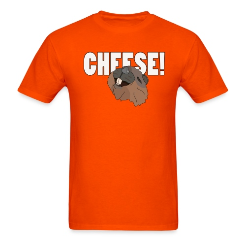 beavercheese - Men's T-Shirt