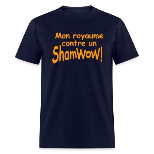 shamwow - Men's T-Shirt