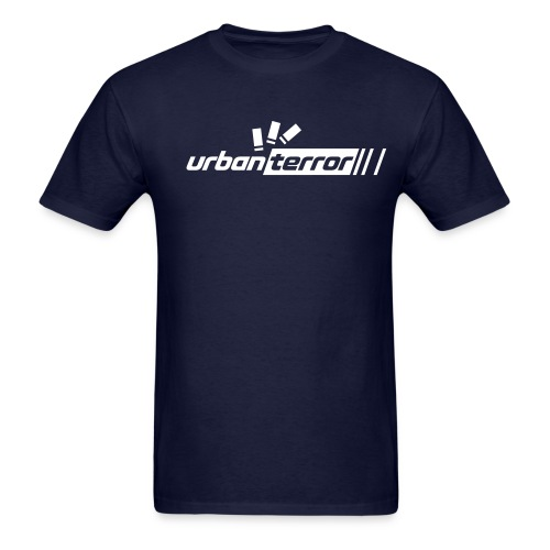 Urban Terror TM 1 color - Men's T-Shirt